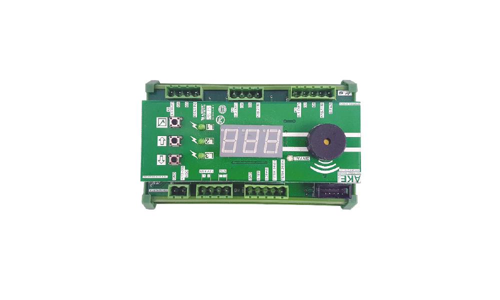 Thyrıstor module driver card