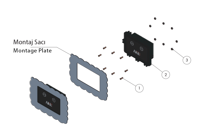 Single-phase start-stop controller 1