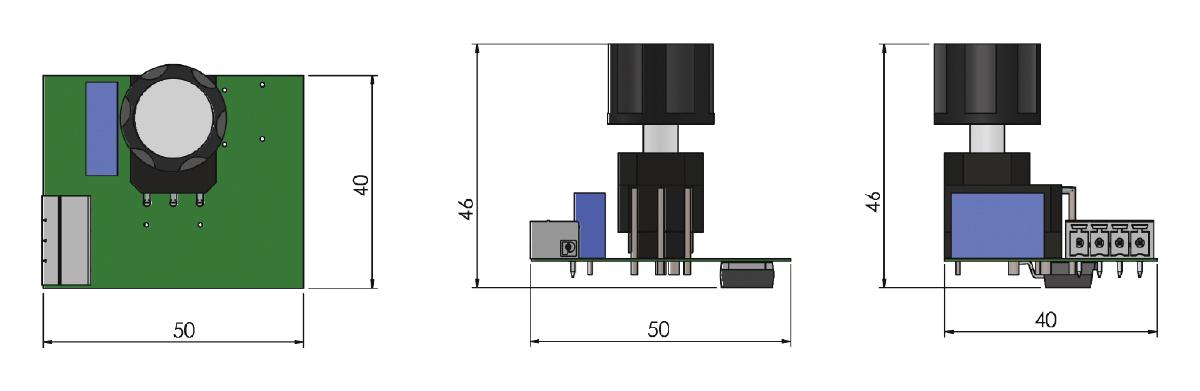 Analog Dimmer Controller 1
