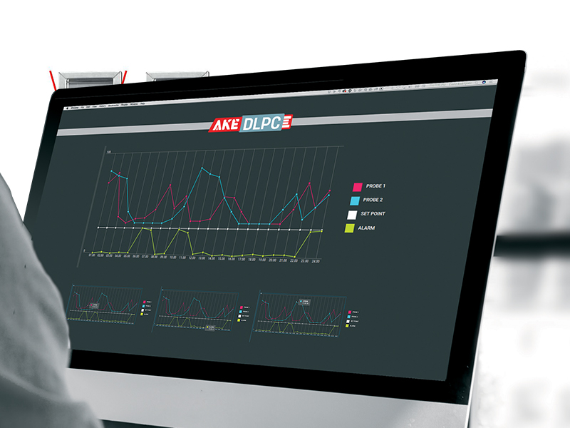 AKE Data Logger PC Software