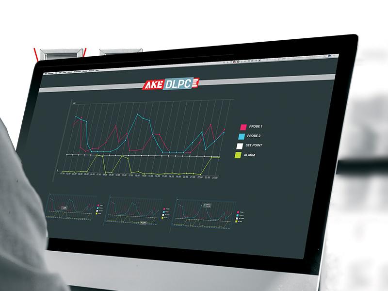AKE Data Logger PC Software