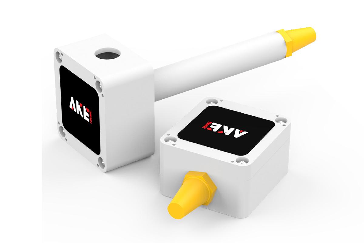 MODBUS Humidity and Temperature Sensor